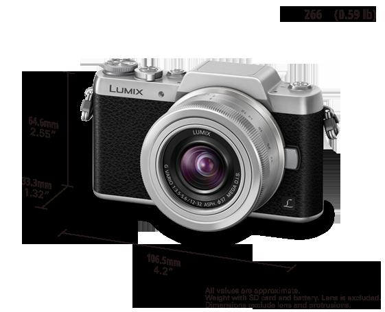 LUMIX G Digital Camera DMC-GF7K