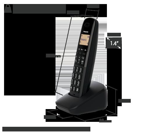 Telephone KX-TGB310CX