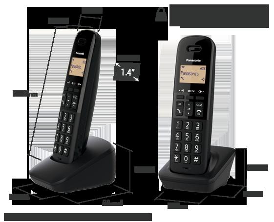 Telephone KX-TGB312CX