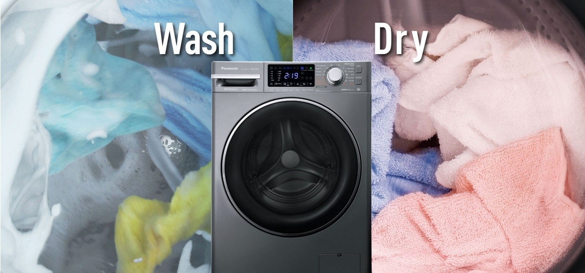 All-in-One Washer Dryer