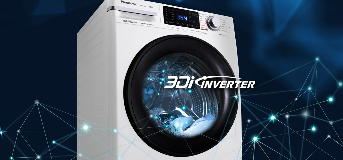 AI Smart Wash –  Intelligently Cares for Your Laundry