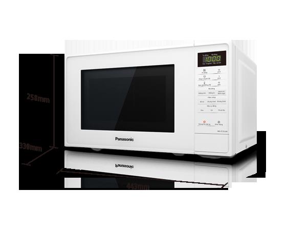 Microwave Oven NN-ST25JWYPQ
