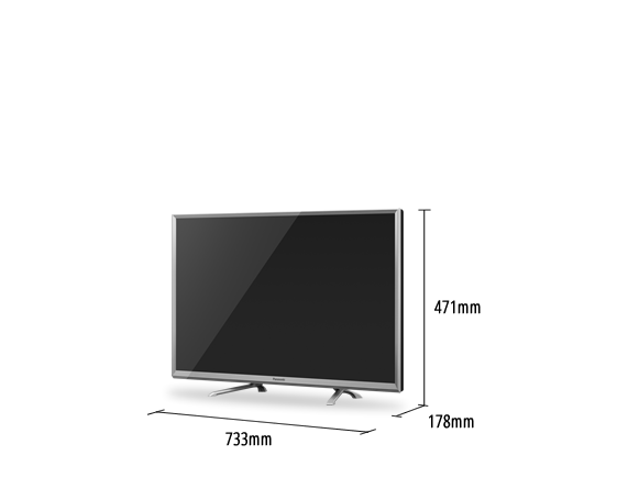 LED TV VIERA TH-32D410S