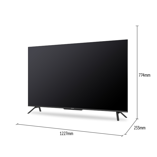 Photo of TH-55HX750S 55 inch, LED LCD, 4K HDR Android TV