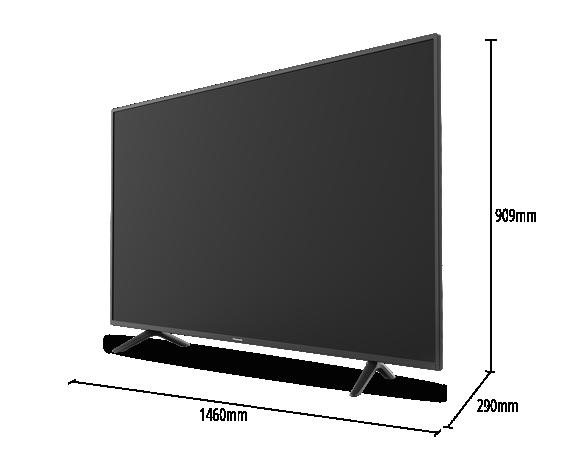 LED LCD TV TH-65HX655S