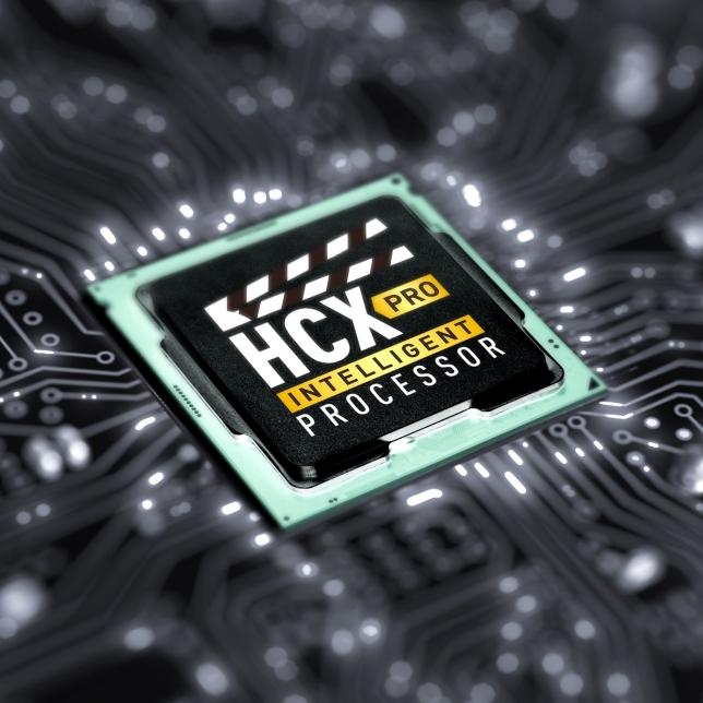 Powerful Processor – HCX Pro Intelligent Processor