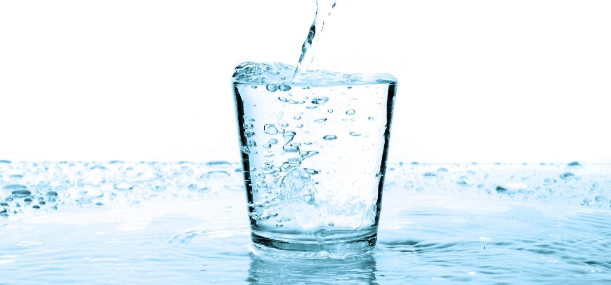 Thoroughly Filtered, Pure, Worry-free Water