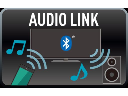 Zvočna povezava Bluetooth Audio Link