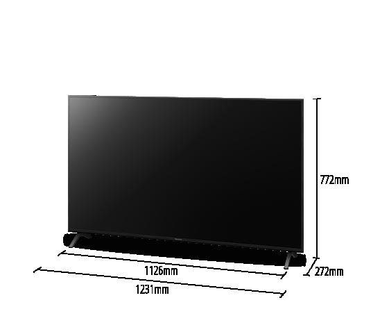 Televizor LED LCD TX-55HX940E