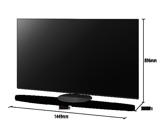 Televizor OLED TX-65HZ980E