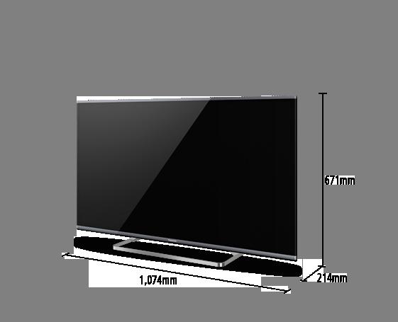 cbad59fcd TX-47ASE650 LED a LCD televízory - Panasonic Slovenská republika