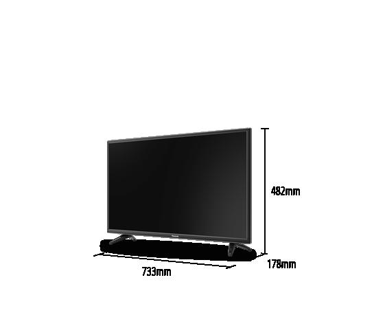LED TV VIERA TH-32D300T