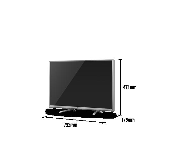 LED TV VIERA TH-32D410T
