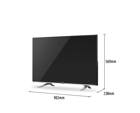 LED TV VIERA TH-40DS500T
