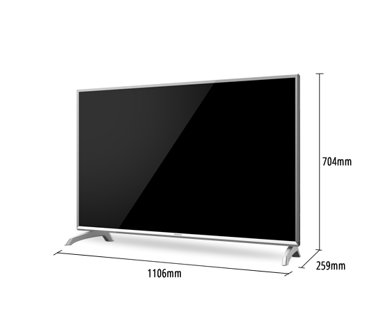 LED TV TH-49E410T