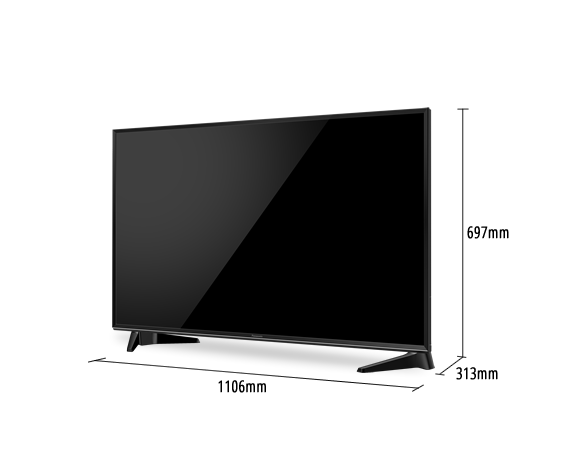 LED TV TH-49ES630T