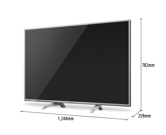 LED TV VIERA TH-55DS630T