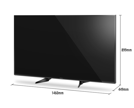 LED TV TH-65EX600T