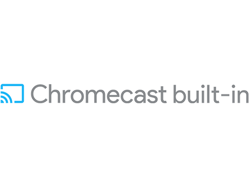Chromecast built-in™