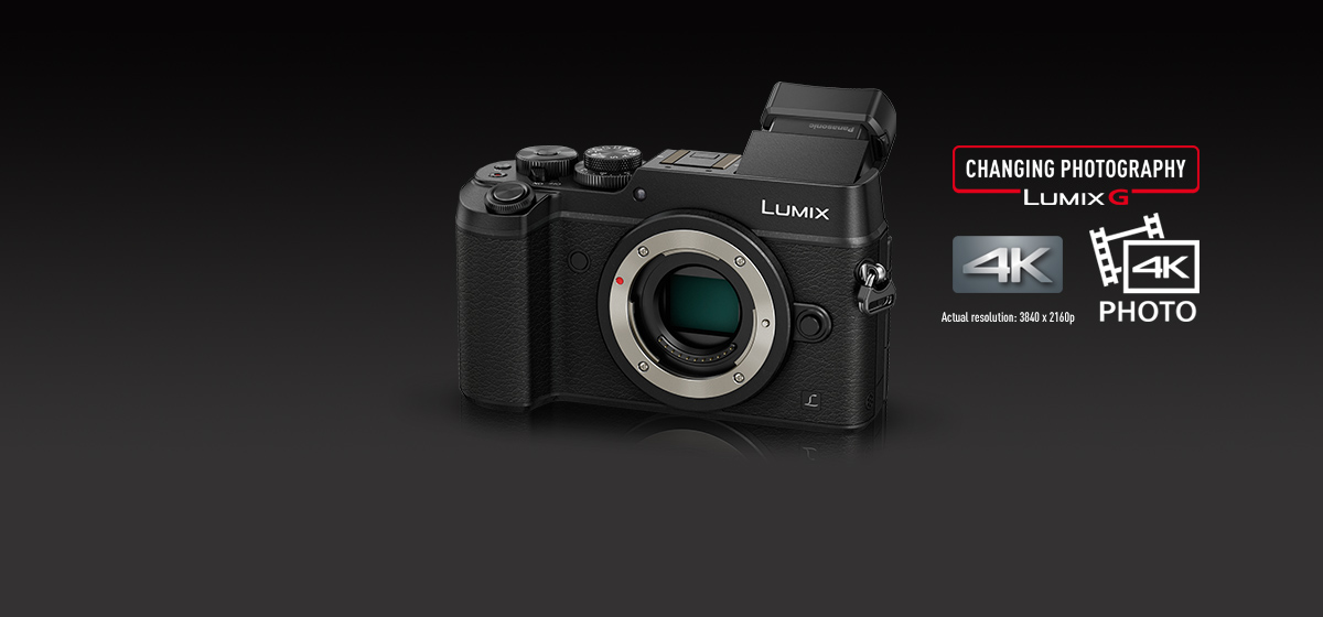 Panasonic LUMIX DMC-GX8 - cover