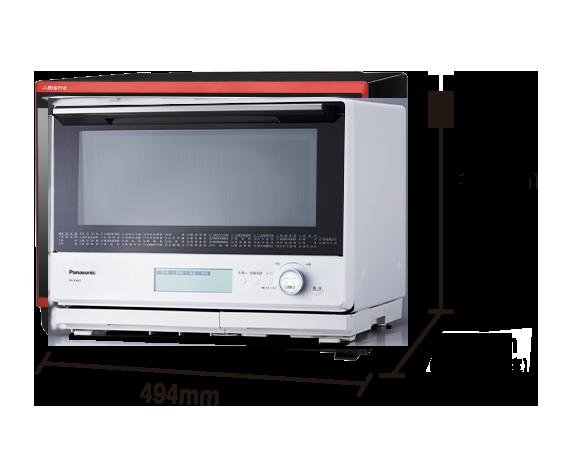 蒸烘烤微波爐  NN-BS807