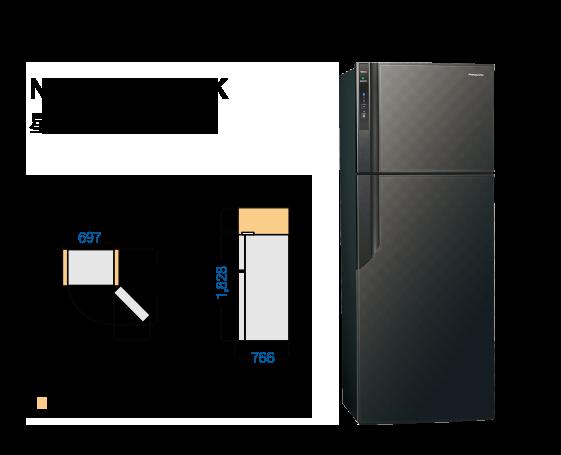 鋼板系列 NR-B489GV