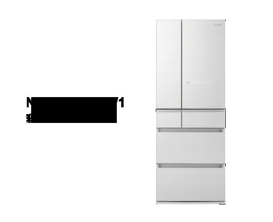 無邊框玻璃系列 NR-F555HX
