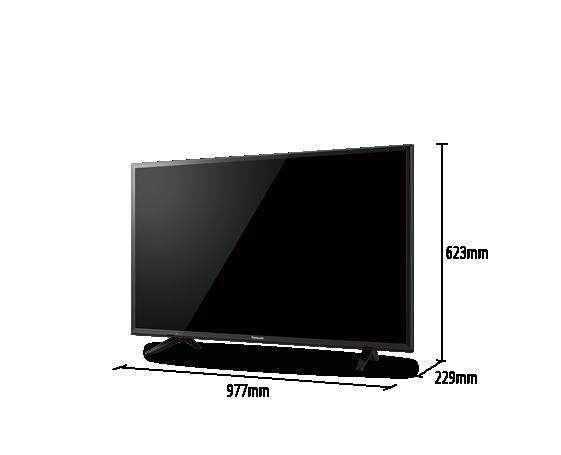 LED 電視 TH-43E300W