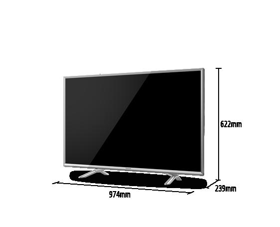 LED 電視 TH-43E410W