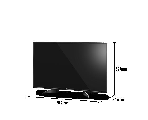 LED 電視 TH-43EX600W