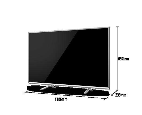 LED 電視 TH-49E410W