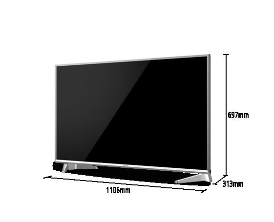 LED 電視 TH-49ES630W