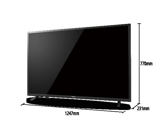 LED 電視 TH-55E300W