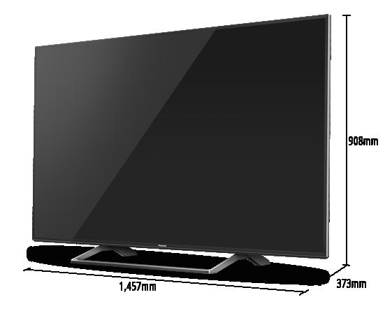 LED TV VIERA TH-65DX900W