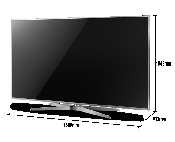 LED 電視 TH-75EX770W