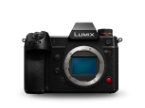 Photo of LUMIX DC-S1H Full-Frame Mirrorless Camera - Body Only
