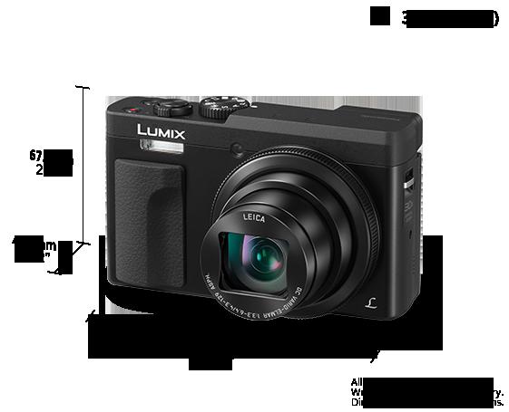 LUMIX Digital Camera DC-TZ90