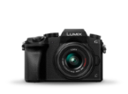 Photo of Compact DSLR Mirrorless Camera with 14-42mm Lens | DMC-G7K