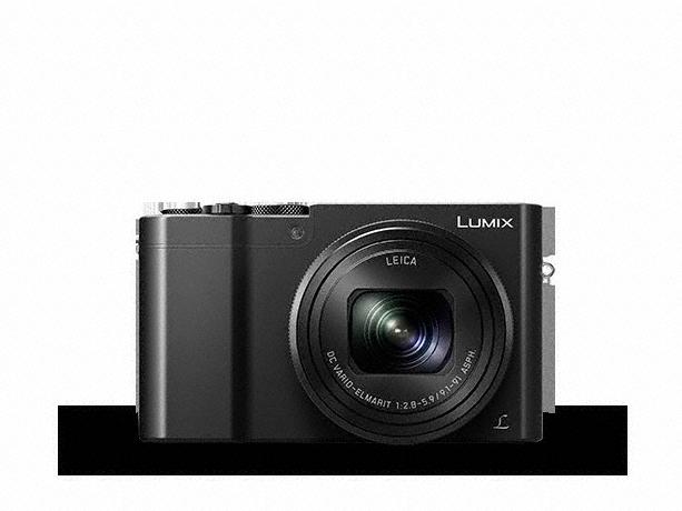LUMIX Digital Travel Camera DMC-TZ100EB | Panasonic UK & Ireland