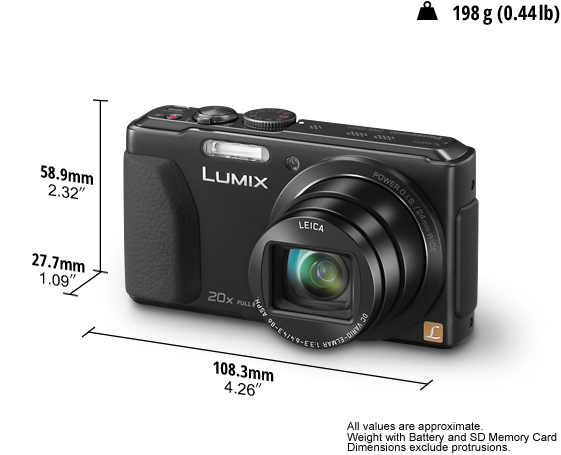 dmc tz40 lumix superzoom cameras panasonic rh panasonic com Panasonic Technical Support Panasonic Cordless Phones