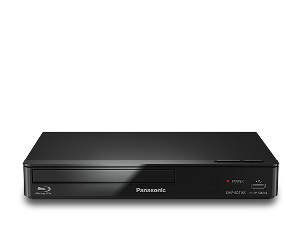 PANASONIC DMP-BDT165EB BLU-RAY PLAYER DRIVER FOR WINDOWS DOWNLOAD