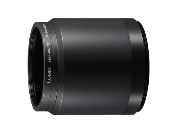 Photo of LUMIX Digital Camera Lens Adapter DMW-LA7