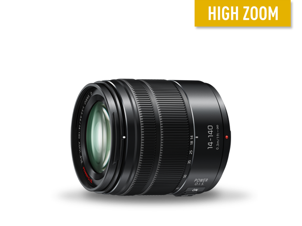 Photo of H-FS14140E Interchangeable Lens