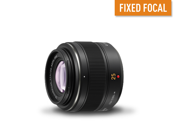 H-X025E Interchangeable Lens