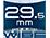 29.5mm Wide-Angle
