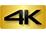 Gravação de Vídeo 4K