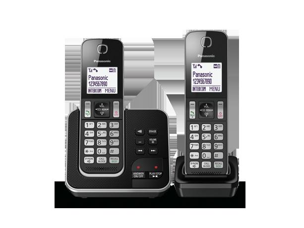KX-TGD622E Telephones With Twin Handsets - Panasonic UK