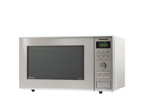 Photo of NN-GD371SBPQ Inverter Microwave Oven with Grill