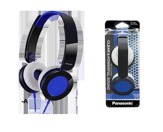 Stereo Headphones RP-HXS200E
