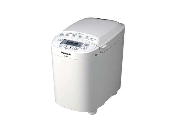 Photo of White Compact Breadmaker SD-2500WXC